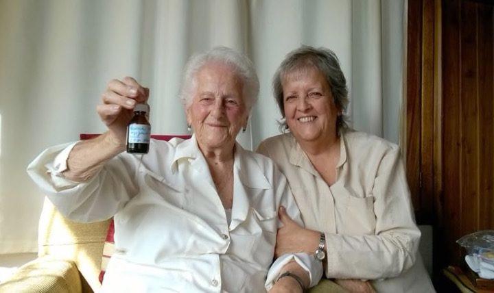 """A 96 anni la cannabis mi ha cambiato la vita"""": ora cammina, dorme bene e non ha dolore"""