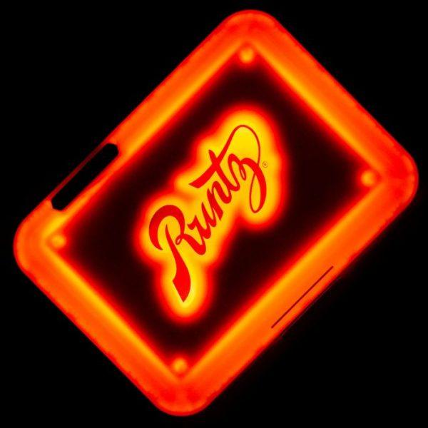 Glow Tray X Runtz (Arancione) - Vassoio a LED