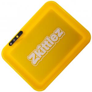 Glow Tray X Zkittlez (GIALLO) - Vassoio a LED
