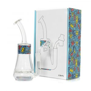 rig-beaker-blue-keith-haring-bear-bush-1