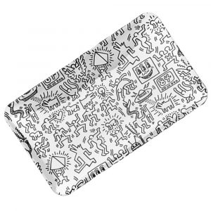glass-tray--black-and-white-keith-haring-bear-bush