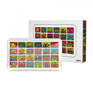 glass-tray-multi-colours-keith-haring-bear-bush-1