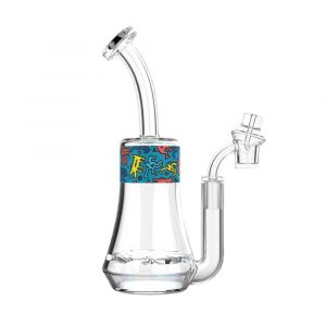rig-beaker-blue-keith-haring-bear-bush