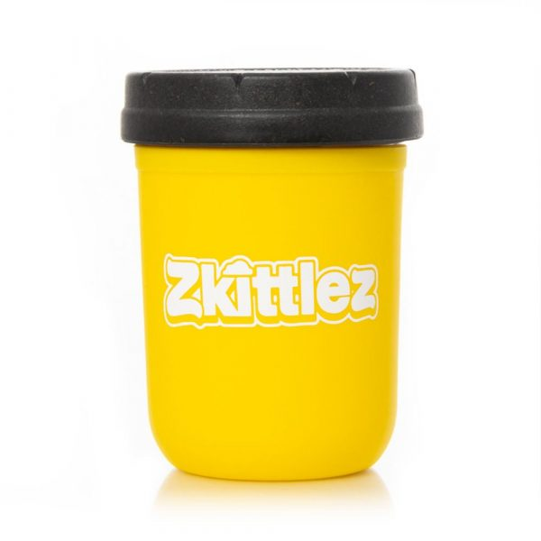 yellow-zkittlez-re-stash-jars-bear-bush