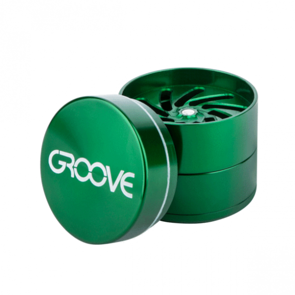 bear-bush-bearbush-groove-aerospaced-grinder green