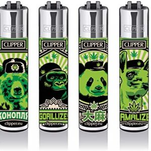 CLIPPER-420ANIMAL-BEARBUSH