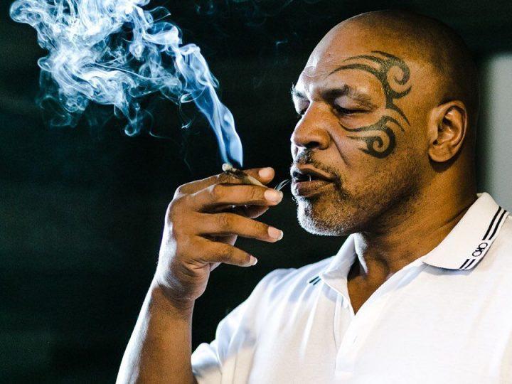 L'amore per la Ganja di Mike Tyson