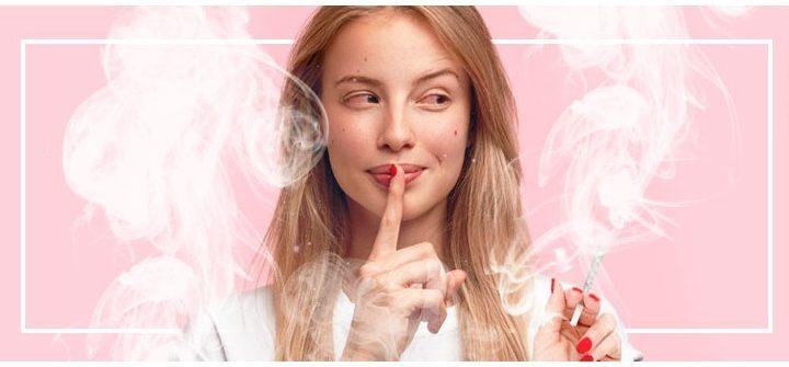 Come neutralizzare l'odore di ganja