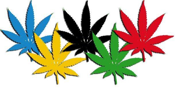 Gli atleti della cannabis alle olimpiadi di Tokyo!