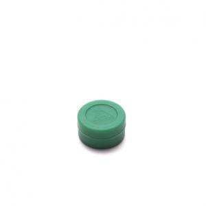CONTENITORE-M-silicone-squadafum-GREEN-bearbush-