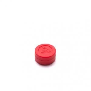 CONTENITORE-M-silicone-squadafum-RED-bearbush-