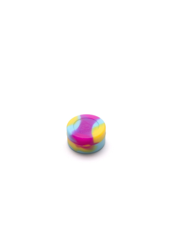 CONTENITORE-m-silicone-squadafum-pink-yellow-blue-bearbush-