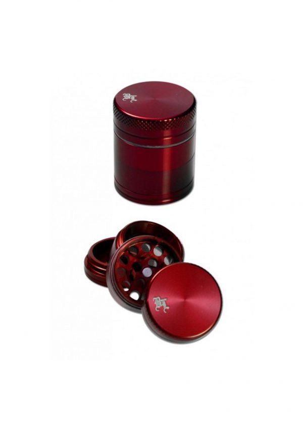 mini-grinder-4-livelli-RED-bl-bearbush