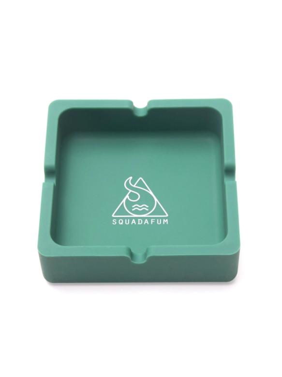 posacenere-quadrato-silicone-squadafum-green-bearbush-1